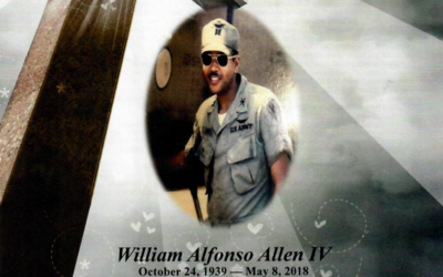 A Tribute to Alumnus William Alfonso Allen IV