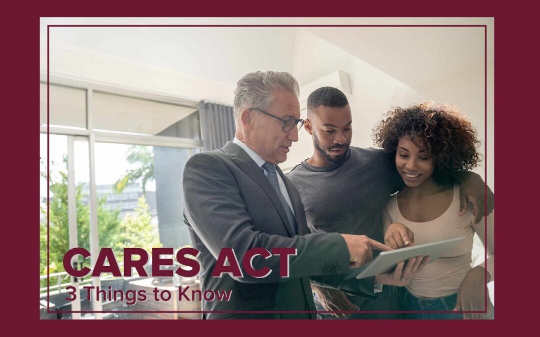 The CARES Act & Charitable Giving