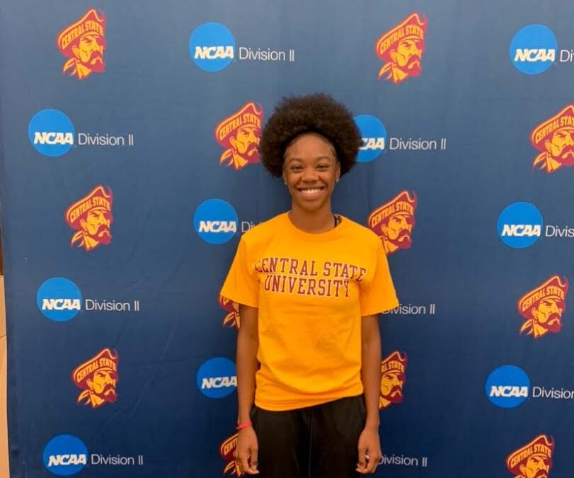 Central State University Foundation Announces First-Ever Lawrence & Judith Dawson Scholarship Recipient, Kaylah Huston
